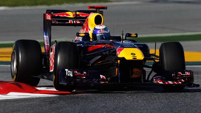 Barcellona, Day 2: Vettel si conferma al top