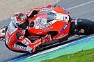 Doppio sforzo Ducati: in pista anche a Jerez