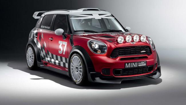 Ufficiale: la Mini WRC debutta in Sardegna