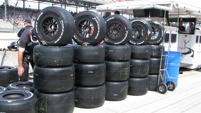 La Firestone lascia l'Indycar a fine stagione