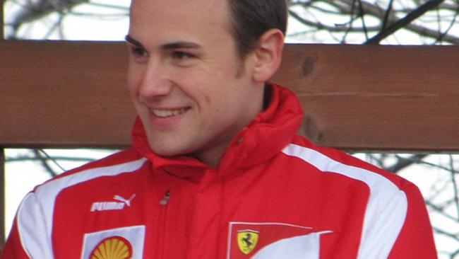 Rigon ha debuttato sulla Ferrari a Vairano