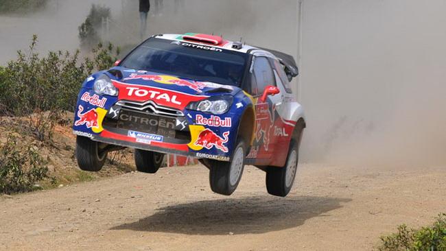 Portogallo, PS8: Loeb risale al secondo posto