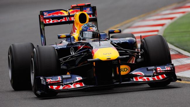 Red Bull: il segreto è nell'idraulica delle sospensioni!
