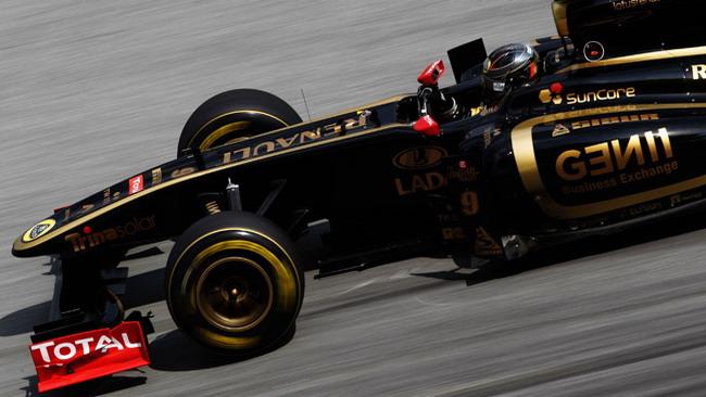 Lotus Renault: rotture causate da materiali difettosi