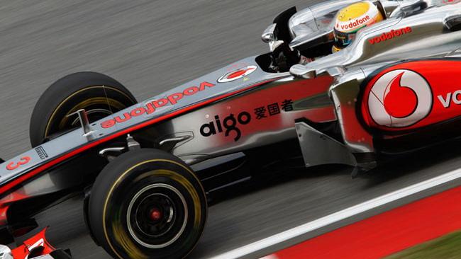 Sepang, Libere 3: Hamilton precede la Red Bull