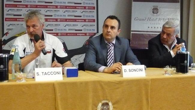 Stefano Tacconi entra a far parte del Team Supersonic