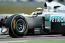 Un problema di consumo ha rallentato Rosberg