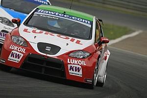 WTCC Ultime notizie Gabriele Tarquini interrompe il dominio Chevrolet