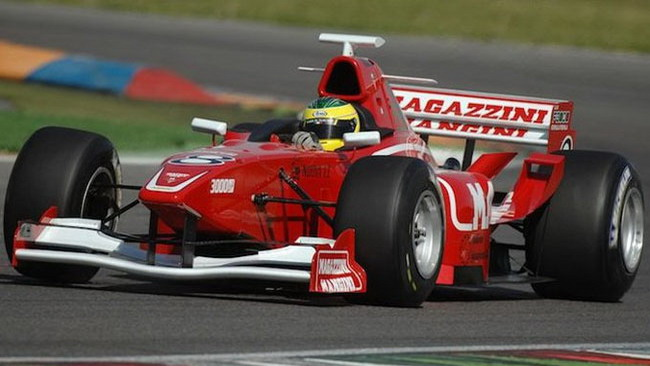 F3000 Light: anche Francioni con CMS Racing Cars