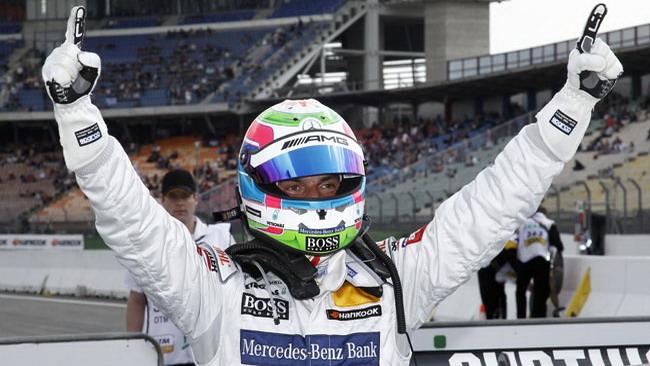 La prima pole del 2011 va a Bruno Spengler