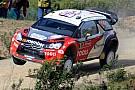 Petter Solberg svetta nello shakedown in Sardegna