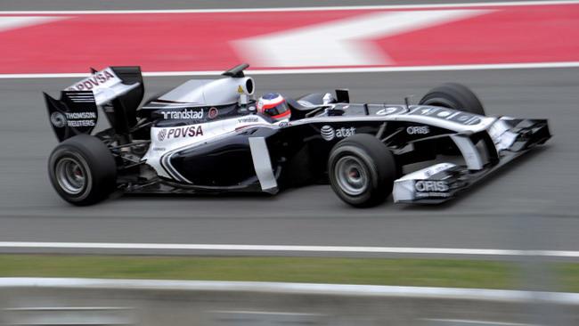 La Williams pensa ai motori Renault per il 2012