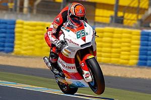 Moto2 Ultime notizie Le Mans, Libere 2: Bradl si conferma al top