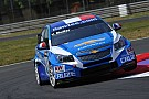 Yvan Muller il più veloce nei test di giovedì a Monza