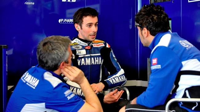 Riscontri positivi per la Yamaha nei test spagnoli