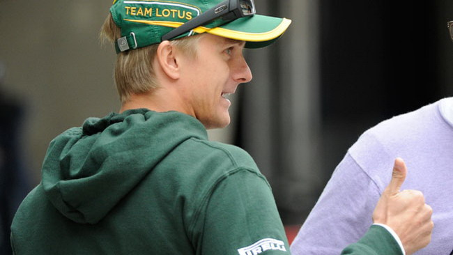 Kovalainen conquista la Q2 col team Lotus
