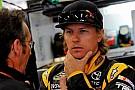 Test con la Dodge di Robby Gordon per Raikkonen