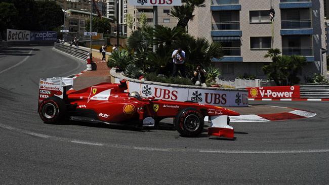 Monaco, Libere 3: Alonso si conferma al top