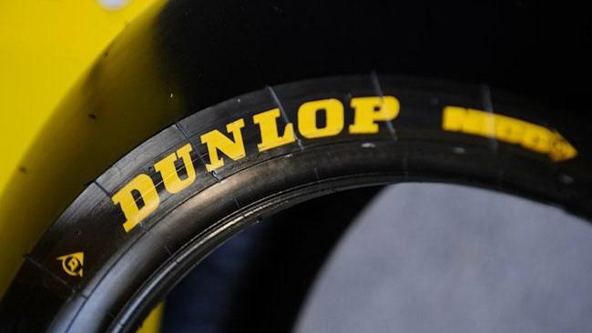 Dunlop fornitore ufficiale delle gomme fino al 2014