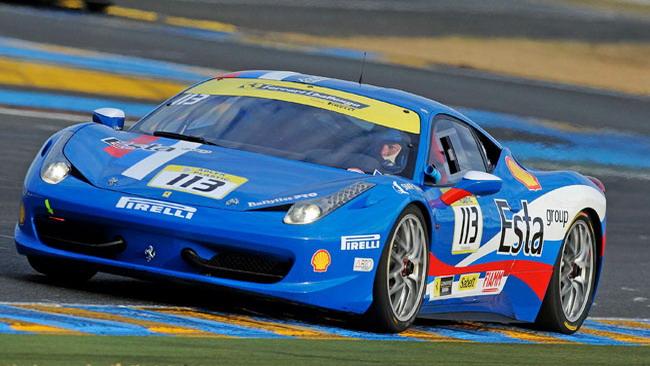 Vasiliev conquista la pole position a Le Mans