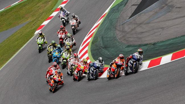 Barcellona rinnova con la MotoGp fino al 2016