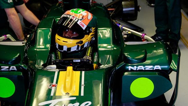 Chandhok corre al posto di Trulli al Nurburgring!