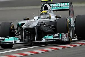 Formula 1 Ultime notizie La Mercedes delude nella gara di casa