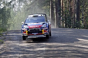 WRC Ultime notizie Finlandia, PS4: Ogier prende la leadership a Loeb
