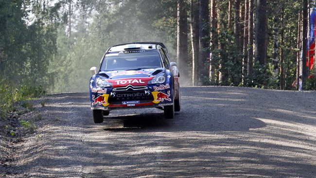 Finlandia, PS4: Ogier prende la leadership a Loeb