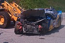 Brutto incidente per Keselowski nei test a Road Atlanta