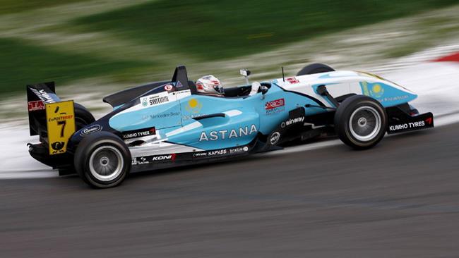 Doppia pole per Juncadella al Nurburgring