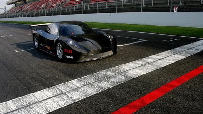 Primi test per la Quimera GT elettrica