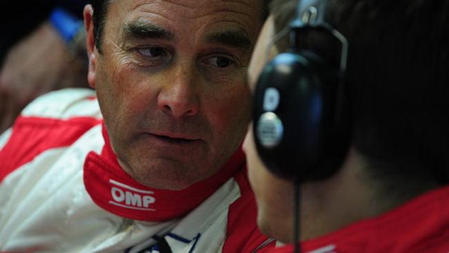 Mansell commissario FIA a Spa-Francorchamps