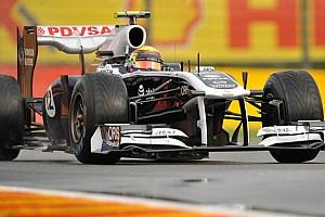 Formula 1 Ultime notizie La Williams con il profilo ad ala di... gabbiano
