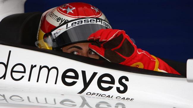 Campos Jr. punta al podio nella gara di casa