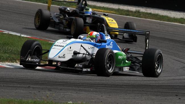 Primo centro per Jousse in gara 1 ad Adria