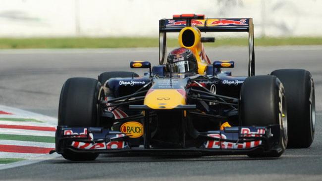 13 su 13: la Red Bull va in pole anche a Monza!