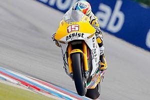 Moto2 Ultime notizie De Angelis ha lavorato sulle gomme a Valencia