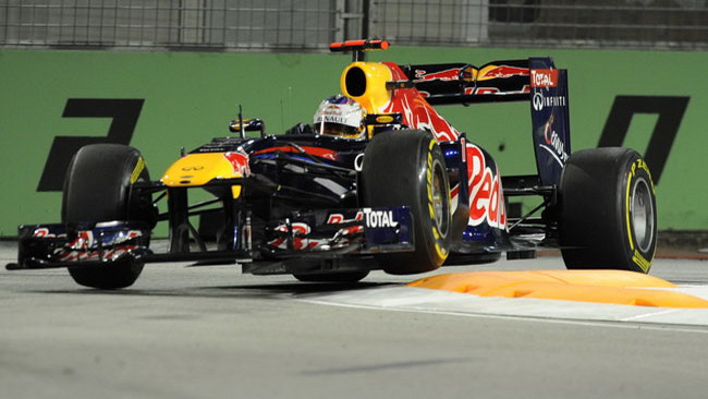 Singapore, Qualifiche: Vettel imprendibile