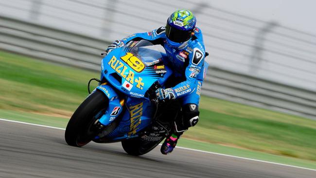 Bautista attende notizie dalla Suzuki per il 2012