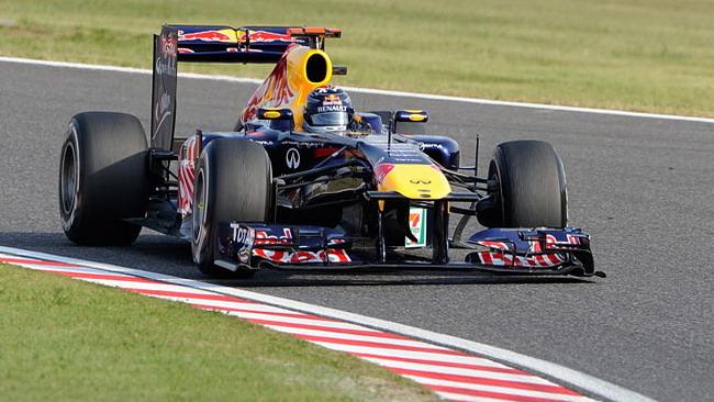 Suzuka, Qualifiche: Vettel firma la dodicesima pole!