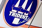 La Trident debutta in GP3 nel 2012