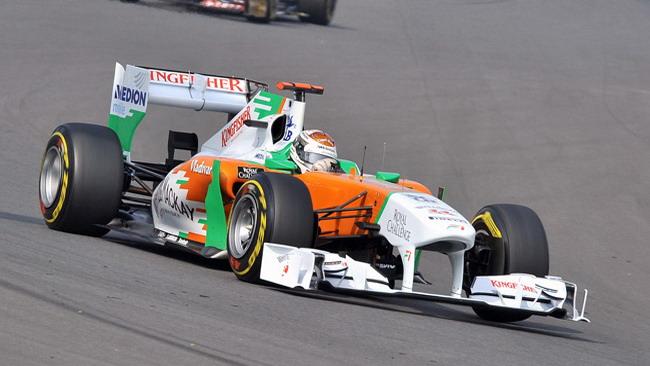 Sutil stanco di aspettare risposte dalla Force India