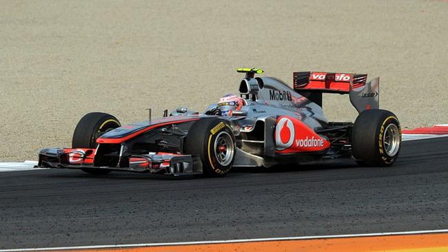 Il rinnovo di Button con la McLaren è triennale