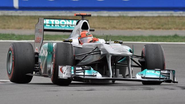 Schumacher ha già rinnovato con la Mercedes?