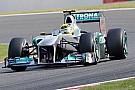 Rosberg ha rinnovato il contratto con la Mercedes