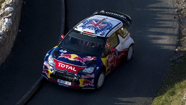 Galles, PS4: Loeb prova ad allungare sulle Ford