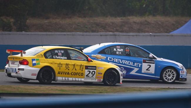 Stessa zavorra per Chevrolet e BMW a Macao