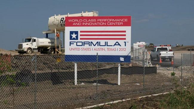 Ad Austin si lavora ancora per salvare il Gp 2012