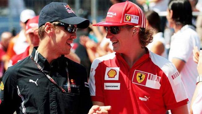 Vettel non prevede un rientro facile per Raikkonen